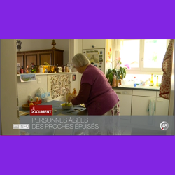 24. Les mauvais traitements qui s'exercent au domicile des personnes âgées sont peu connus [Vidéo en ligne]